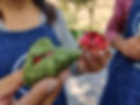 פחאלי ירקות טבעוני