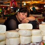 שוק האוכל בטביליסי