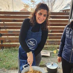 סדנת בישול גאורגית