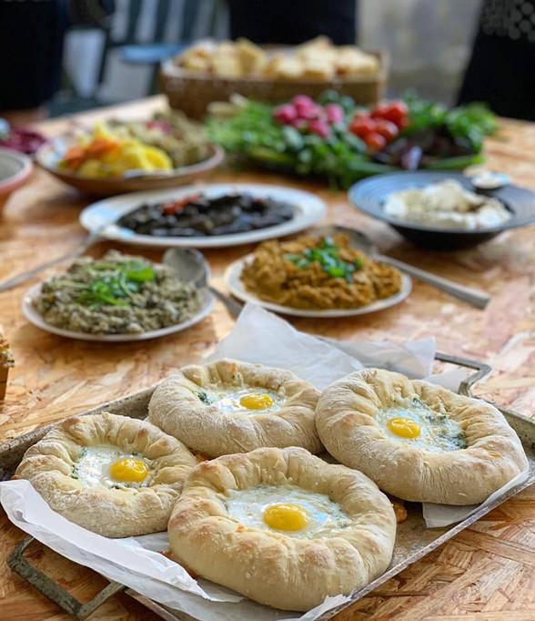 סדנת בישול גאורגי