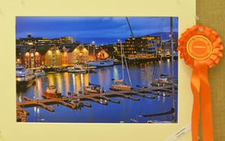 Tromso Harbour - Peter Sands