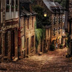 Cobbled Street – Dinan