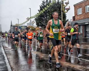 Soggy Marathon
