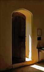 Wolfhamcote Church Side Door