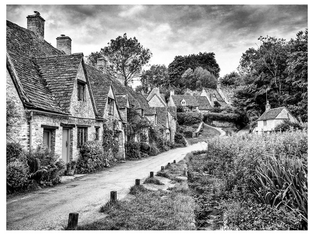 2nd Arlington Row, Bibury