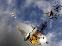 Conflict at 16000ft_Michael Vernon
