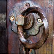 Church Door - Alan Shean