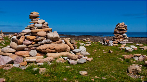 Twin Cairns