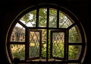 2nd - Through a grubby window - Louise Beech