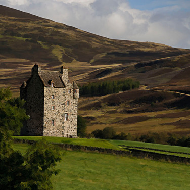 Castle in the Glen