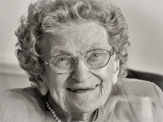 1st 100 Years Young by John Haddon