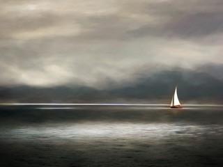 1st_Sailing_John Haddon