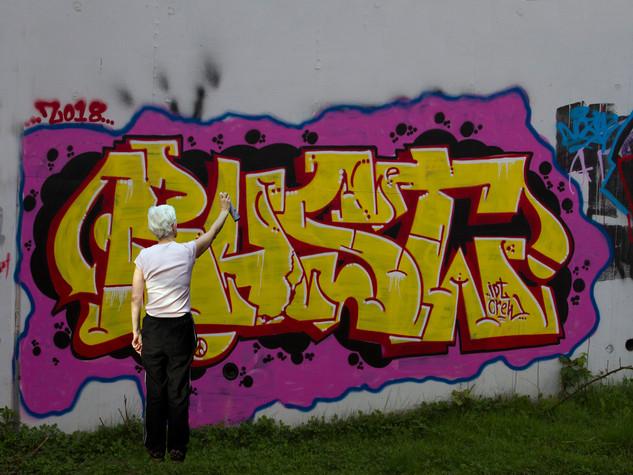 Definitely Not Banksy