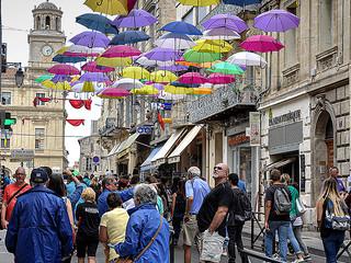 Carnival in Arles