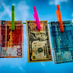 6th - Money Laundering Drying
