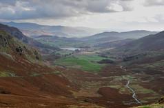 Cloudy Cumbria