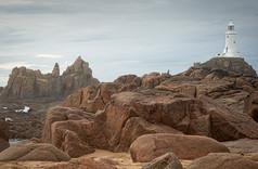 Corb on the Rocks