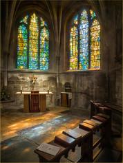 2nd Side Chapel, Tewkesbury Abbey