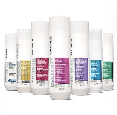 We do well with Goldwell
