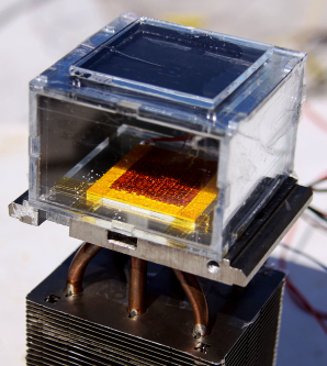 Water from desert air: A significant proof of concept