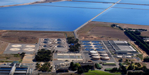 Recycled water from the Bolivar water treatment plant will be used to irrigate agriculture and horticulture on the Adelaide Plains, in a scheme that could create thousands of jobs