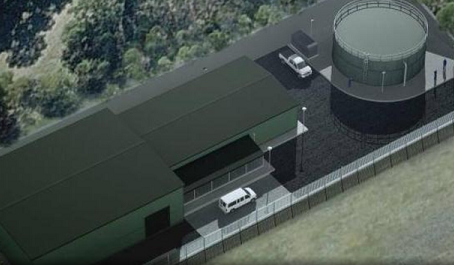 A new sewage treatment plant proposed for Doncaster, Victoria