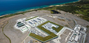 Victoria's desalination plant could be boosted to 200 gigalitres a year. Photo: John Gollings