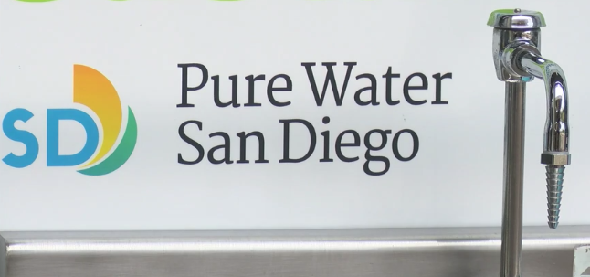 The Pure Water project is expected to break ground next year and ultimately generate a third of San Diego's drinking water by 2035.