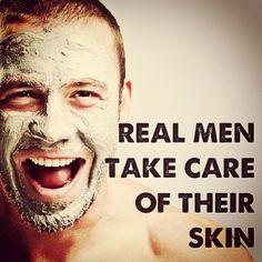 Why Men Should Get Facials?!
