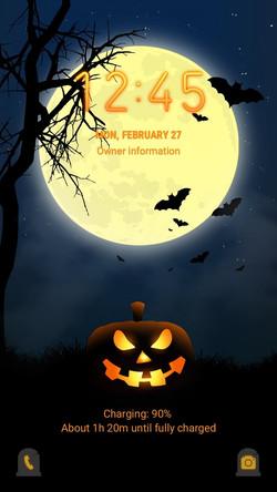 Midnight Halloween_lockscreen