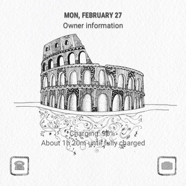 Colosseum scenery