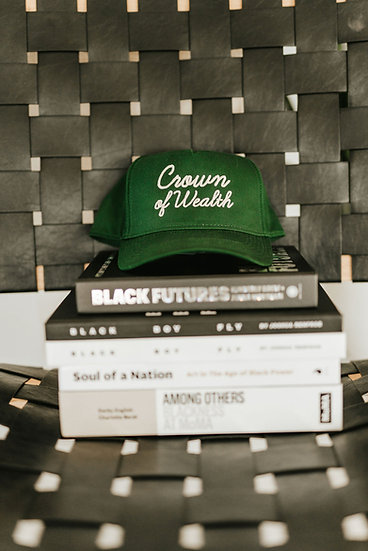 Olowo Forest Green Snapback