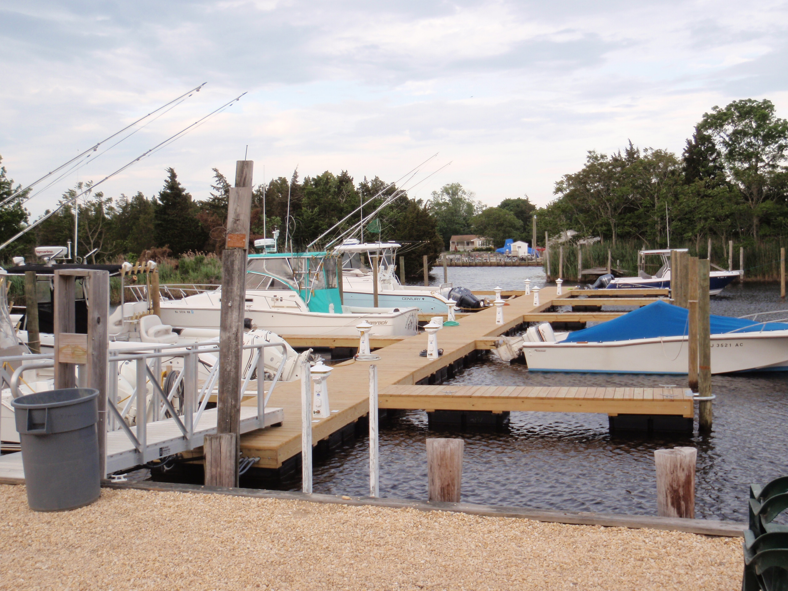 E Docks