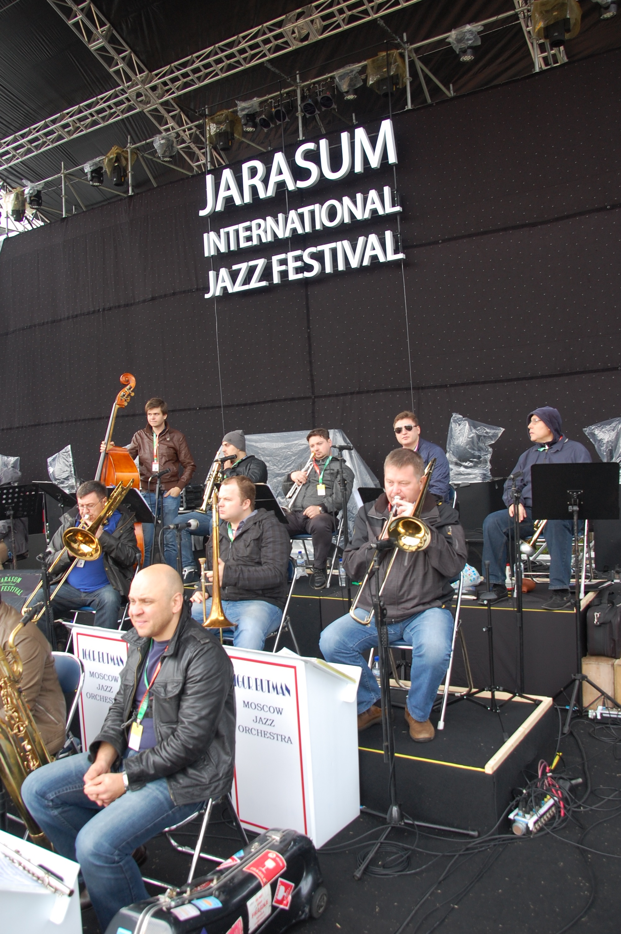 Jarasum Jazz Fest, Korea 2015