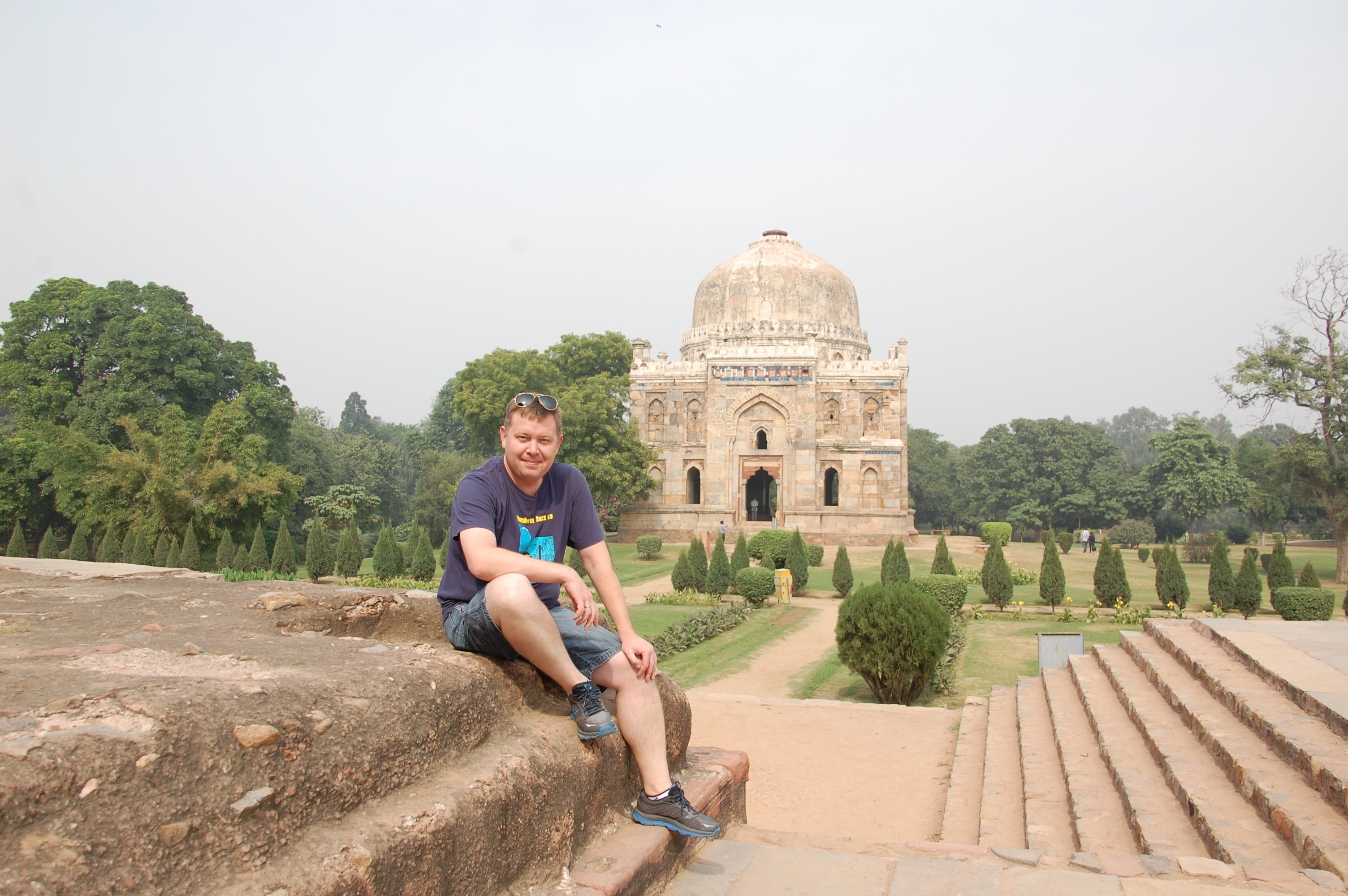 New Delhi, India 2014