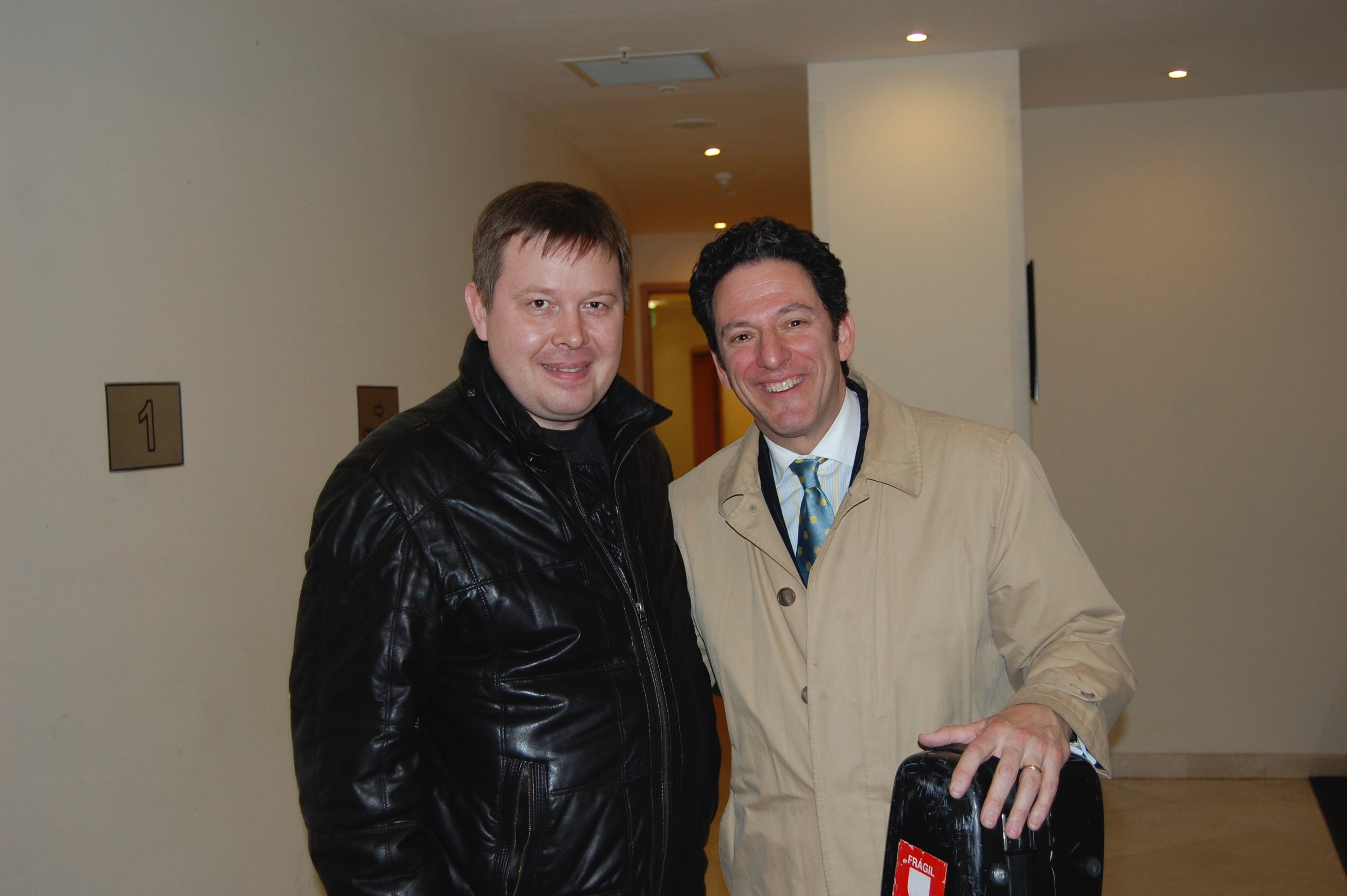 with John Pizzarelli