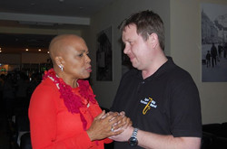 the great Dee Dee Bridgewater