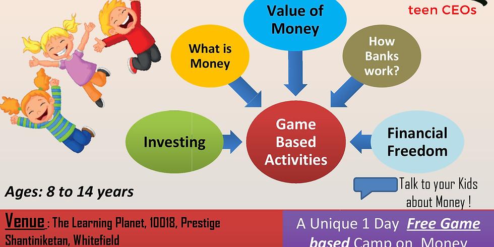 PSN Game Based Money Skills Camp