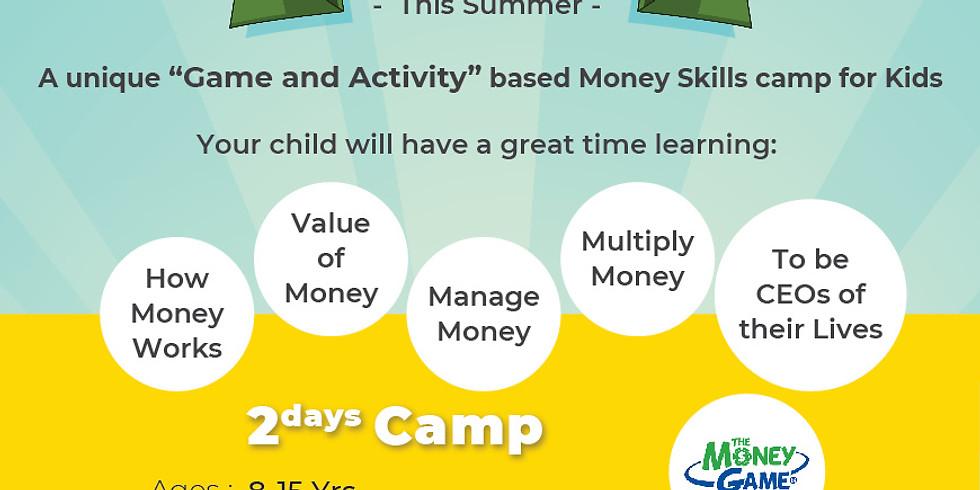 Money Management Skills Summer CAMP-Bellandur