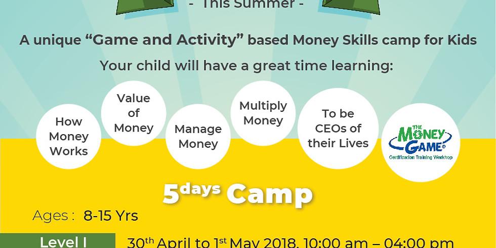 Summer CAMP @ Prestige shantiniketan