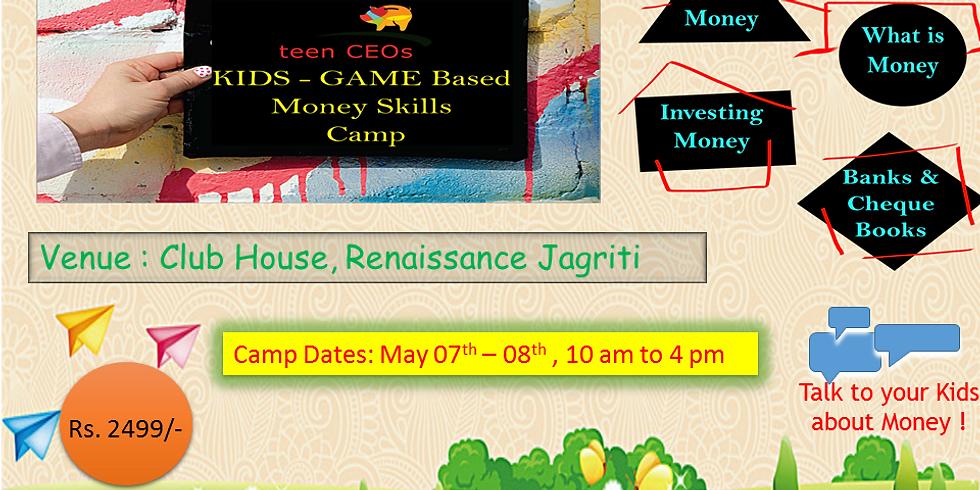 Money Skills Management Summer CAMP