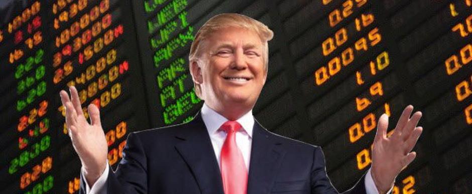 Stock Markets: Post Trump Effect