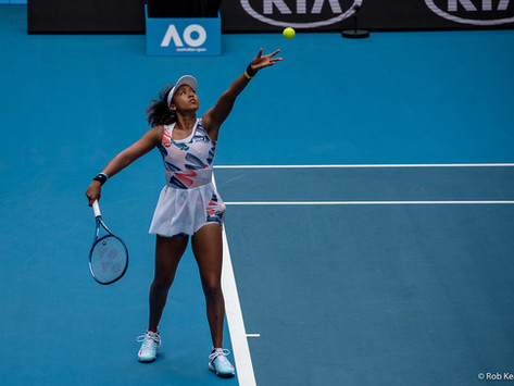 Naomi Osaka becomes the co-owner of the North Carolina Courage