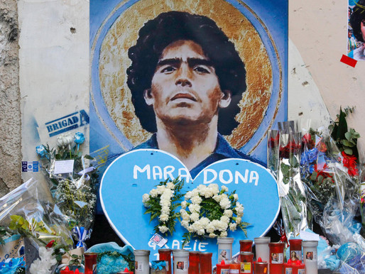 The legacy of Diego Maradona