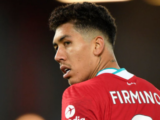 What has happened to Roberto Firmino?