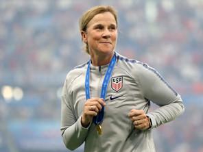 Jill Ellis: the woman behind the coach