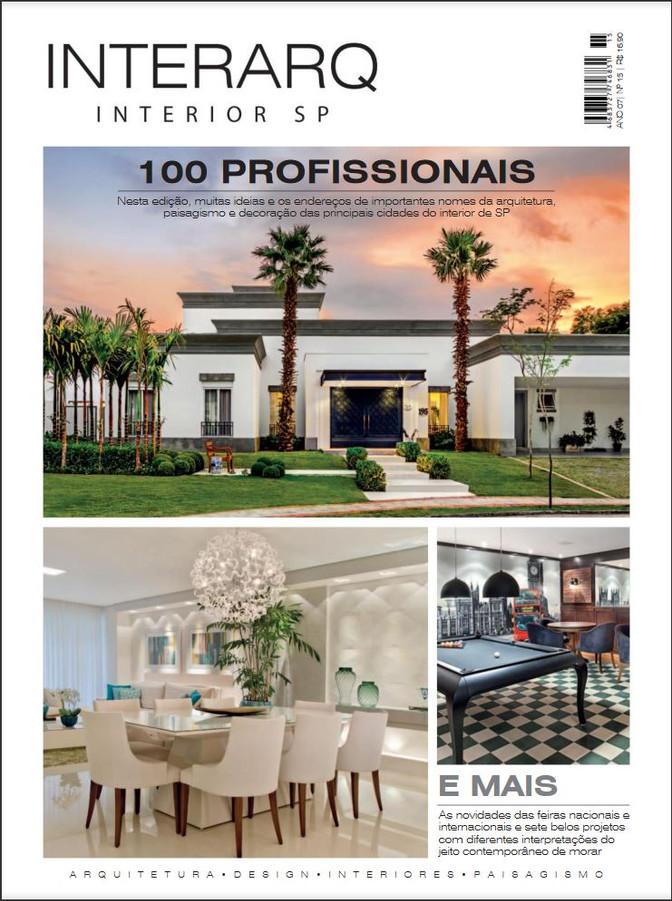 Revista INTERARQ Especial P-100 / 2017