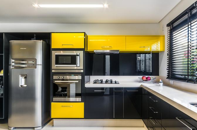 Dell Anno apresenta uma nova proposta em cozinhas planejadas.