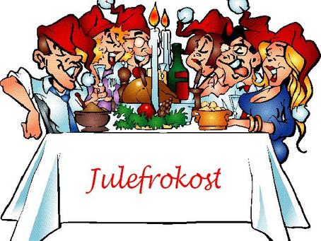 Julefrokost - KUN for voksne