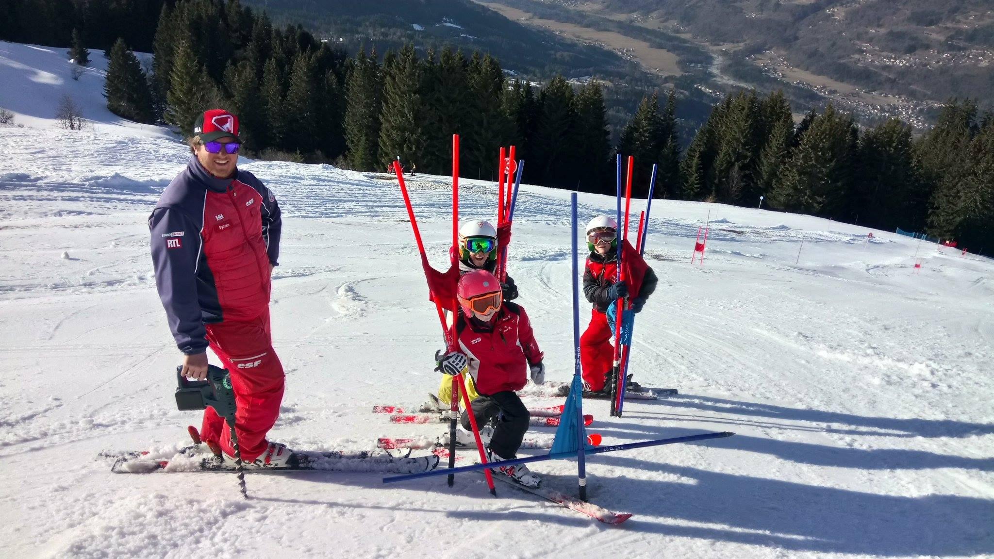 U10 Ski Club Samoëns